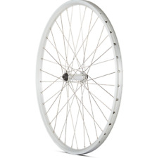 MTB Front Quick Release Wheel silver 26 inch