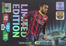 ADRENLYN XL PANINI CHAMPIONS LEAGUE 2013 2014 LIMITED EDITION Alves