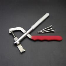 1set Car Remote Key Blade Pin Disassembling Clamp Pilers Lock Tool Kit Universal