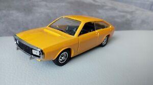 Verem made in France # 430  Renault 15 orange superbe état 1/43