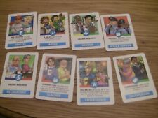 The Game of Life Board Game-8 career Cards