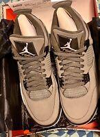 2019 Nike Air Jordan 4 IV Retro Cool Grey 308497-007 sz 10