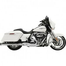 Exhaust system road rage b4 2-into-1 chrome - Bassani xhaust 1F51R