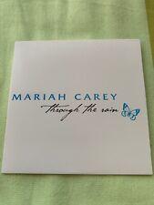 Mariah Carey Through The Rain Mexico 🇲🇽 Single