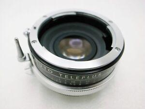 [Excellent+++] Kenko NT Auto Teleplus 2X Converter for Nikon from Japan #291