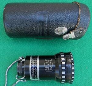 Vintage Birns & Sawyer Zoom Range Finder III B 35/16mm Director's Viewfinder