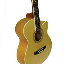 Yamaha Acoustic Guitar - Light Brown