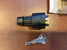 Toyota Forklift Ignition Switch  57590-23342-71 with 2 keys Fits 7 & 8 series