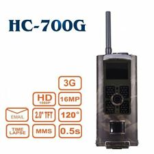 3G FOTOTRAPPOLA HC-700G HD 16MP 940NM MMS/GPRS HUNTING TRIAL CAMERA INFRAROSSI