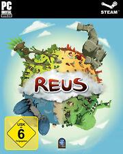 Reus - STEAM KEY - Code - Download - Digital - PC, Mac & Linux [DE - multi]