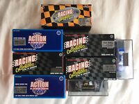 Vintage Nascar Lot of 8 Rare Action Racing Collectables 1/64 Diecast Reg. $200+