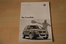 68429) VW Polo 9N CrossPolo - Preise & Extras - Prospekt 06/2006
