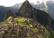 Wentworth Puzzle 500 Piece Machu Picchu Peru Wooden Landscape Jigsaw