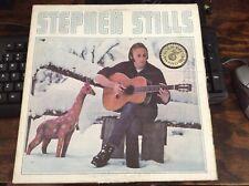 Stephen Stills  - LP Record Album VG+ Cond SD 7202