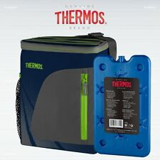 Thermos Radiance Cool Bag - 12 Can Navy + 1x400g Freeze Board