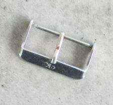 CK Calvin Klein 24 mm breit silber Schnalle claspfor Watch Band Strap