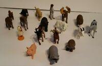 Safari Ltd Animal Figures Toy Figurine Lot