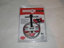 Bogenpresse für Compundbogen Bowpress bowmaster mit Seil **NEUWARE EBAYSHOP**