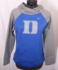 9d9e446a Duke University Blue Devils Nike Therma-Fit Dri-Fit Sweatshirt Hoodie  Girl's M