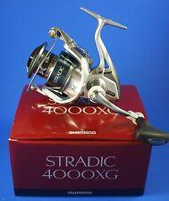 Shimano Stradic FK Hagane 4000XG FK // ST4000XGFK // Front Drag Fishing Reel