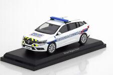RENAULT MEGANE ESTATE POLICE MUNICIPALE DES TRANSPORTS 2016 NOREV 517795 1/43