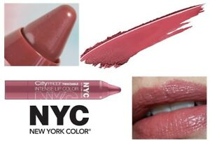 Lip chubby crayon nude RIVERSIDE ROSE NYC Waterproof City Proof 24h