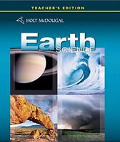 Holt McDougal Earth Science by HOLT MCDOUGAL