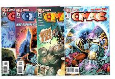 Omac #1-8 (2011) DC VF/VF+