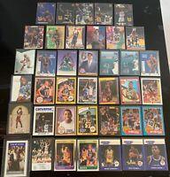 1980s-90s Basketball Card Lot - Stars, VAR, Inserts, UD Die Cut All-Star, SLU +
