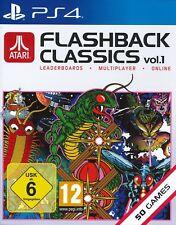 Atari Flashback Classics Collection Vol.1 para PS4 (nuevo Y Sellado)