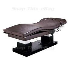 ELECTRIC THERAPY MASSAGE BED COUCH CHAIR PHYSIO BEAUTY TABLE FACIAL TATTOO BACK