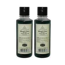 New Pure Khadi Ayurvedic Herbal Triphala Hair Oil 3x 210ml Natural Free Shipping