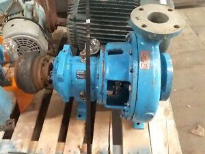 Goulds 3196 3x4 - 13 MTX Pump