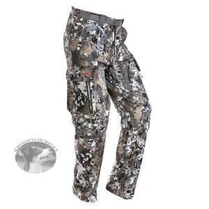 Sitka Gear Equinox Pant Optifade Elevated II early season whitetail 50095