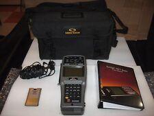 Sunrise Telecom Sunset MTT Basic Tester, Case, Charger, Manual, Software, Module