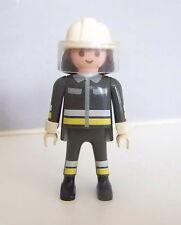 PLAYMOBIL (G2201) POMPIERS - Pompier en Tenue d'Intervention Camion 3182