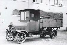 Magirus Truck Ulm Germany 1920's 1930's Truck Photograph Excellent