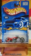 Hot Wheels First Editions Blast Lane 2000-096 Moto (9979)