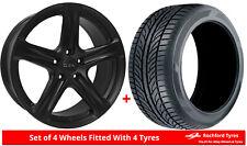 "Alloy Wheels & Tyres 18"" GEN2 Cygnus For VW Passat [B6] 05-10"