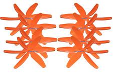 HQ Prop Hexadruple 6 blades 5x4x6 ORANGE MultiRotor propeller CW, CCW Mini 250mm