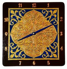 Swiss made wall clock  Wall decoration gift collectible clock  east style