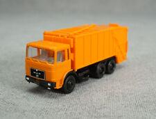 1:87 - HERPA--MAN...Müllwagen  // 3 T 1323