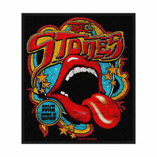 ROLLING STONES Patch Toppa Some Girl OFFICIAL MERCHANDISE
