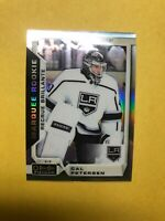 2018-19 OPC Platinum Marquee Rookie Rainbow #169 Cal Petersen LA Kings RC