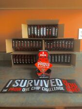 PAQUI One Chip Challenge - Worlds Hottest Chip - Carolina Reaper Pepper Chip