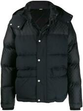 Gucci GG Puffer Jacket Down Filled Quilted Size M (48) rrp £1650- Black