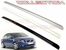 Painted Volvo 05~12 S40 Trunk Lip Spoiler all color ◎