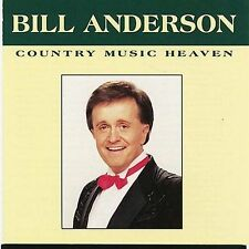 Bill Anderson : Country Music Heaven CD