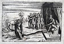 Kunigunde von Luxemburg beweist ihre Keuschheit Heinrich II Josefsehe