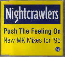 Nightcrawlers-Push the Feeling on cd maxi single
